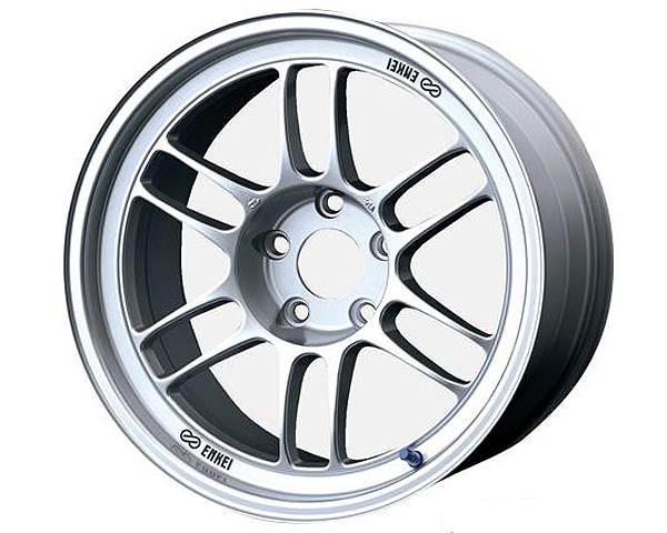 Enkei RPF1 Wheel Racing Series Silver 18x7.5 5x112 48mm - 3798754448SP