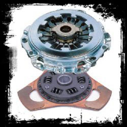 Exedy Stage 2 Thick Cerametallic Clutch Kit VW Passat 2.8L VR6 93-97