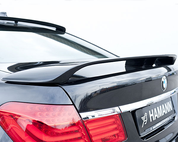 Hamann Rear Spoiler BMW 7 Series 09-12