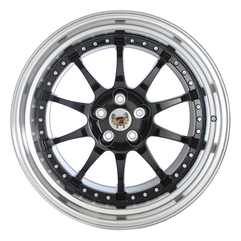Forgestar F10 Wheel 20x8.5 5x120 Piano Black