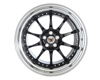 Forgestar F10 Wheel 20x8.5 4x114.3 Piano Black
