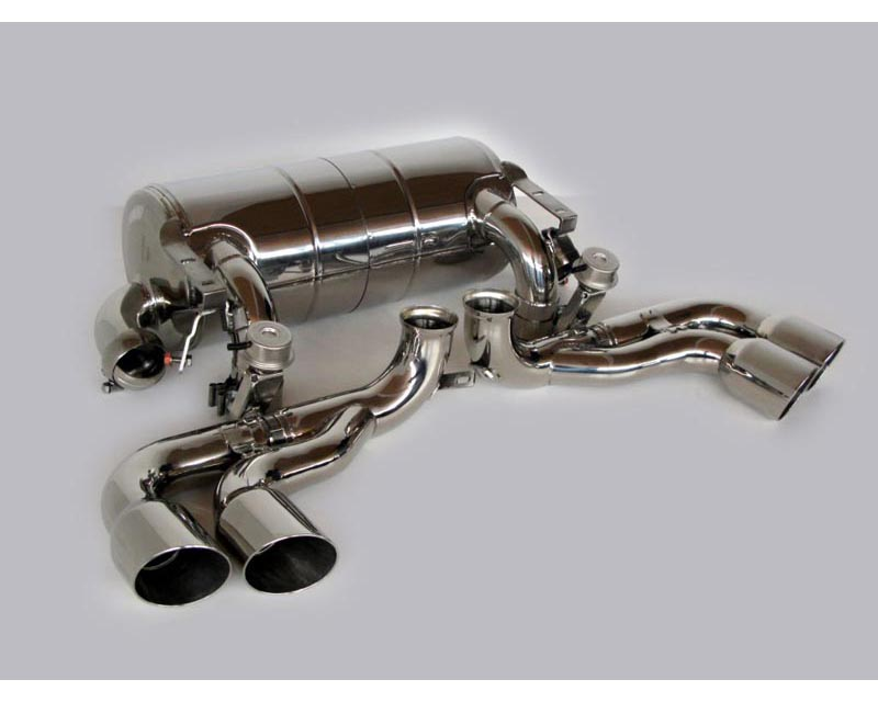 Novitec Stainless Steel Without Flap Regulation Sport Exhaust System Ferrari 360 Coupe | Spider | Challenge Stradale 99-05 - F1 360 29