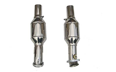Fabspeed Sports Racing Catalytic Converters Ferrari 348 89-95