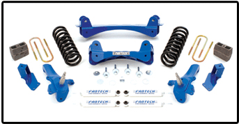 Fabtech 7.5in Performance Crossmember System Ford F-150 97-04 - K2008