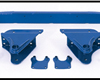 Image of Fabtech 3.5in Spring Hanger System Ford Excursion 4WD 00-05