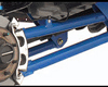 Fabtech 6in 4.0 Coilover Conversion System with Rear Leaf Springs Ford Excursion 4WD 00-04