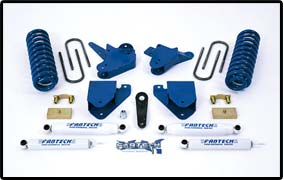 Fabtech 6in Basic Lift System Ford F-250 Super Duty 2WD 05-07 - K2060