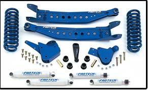 Fabtech 6in Performance Lift System Ford F-250 Super Duty 2WD 05-07 - K2061