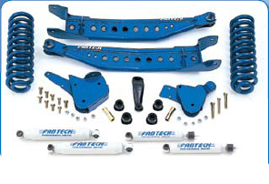 Fabtech 6in Performance Lift System Ford F-250 Super Duty 2WD 08 - K2063