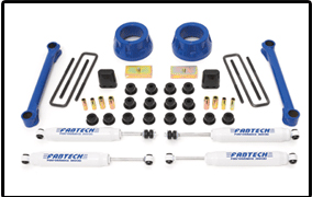 Fabtech 3in Basic Lift System Dodge Ram 1500 4WD 94-01 - K3001