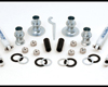 Image of Fabtech 2.5in Adjustable Lift Kit Jeep Wrangler 03-06