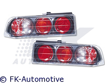 FK Auto Design Black Taillights Honda Civic/CRX 88-91 (USA)