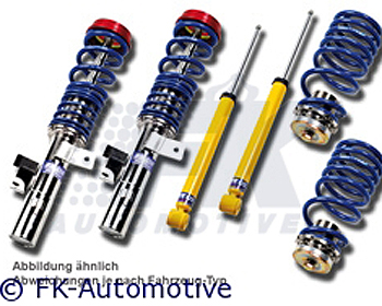 FK Auto Silverline Coilovers BMW 7-Series w/o EDC (E38) 94-01