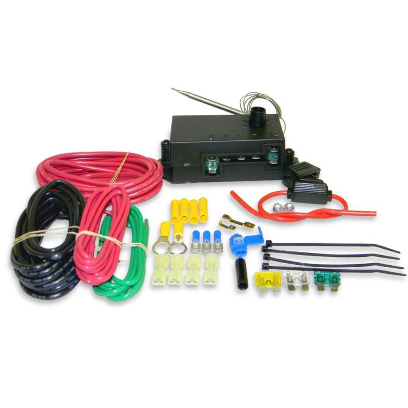 zirgo electric fan wiring diagram derale electric fan