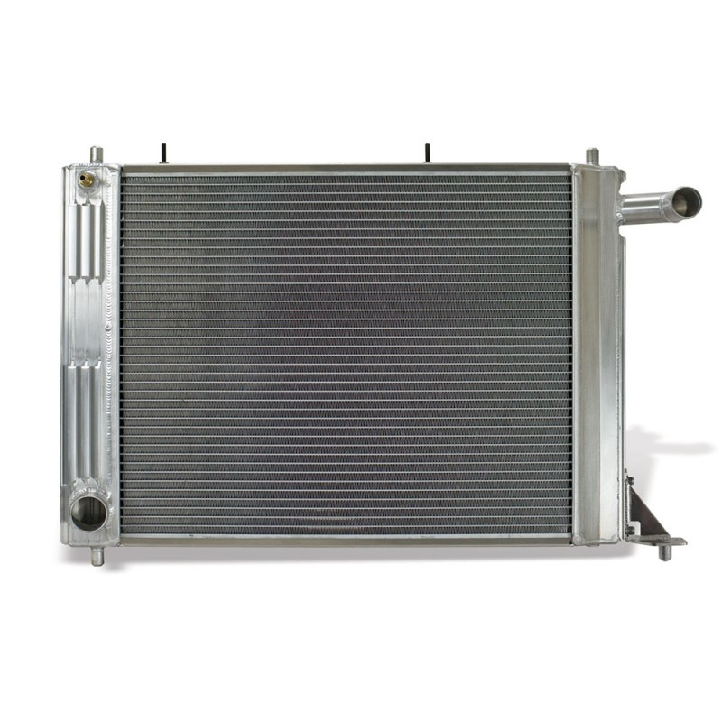 Image of Flex-A-Fit Aluminum Radiator for Ford Mustang 97-04