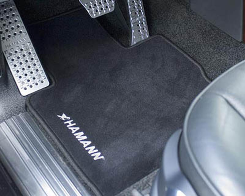 Hamann Exclusive Floormat Set Mercedes-Benz G55 AMG 98-04 - 81 463 120