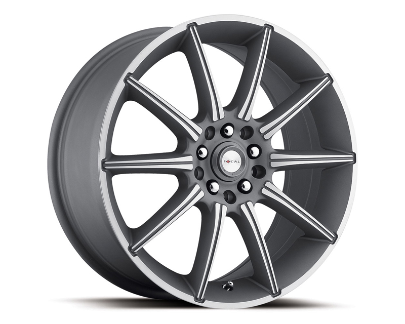 Image of Focal F02 Wheels 16x7 4x114.3 42
