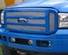 Grillcraft MX Series Upper Grille 6pc Insert Ford F250 & F350 Super-Duty 2008