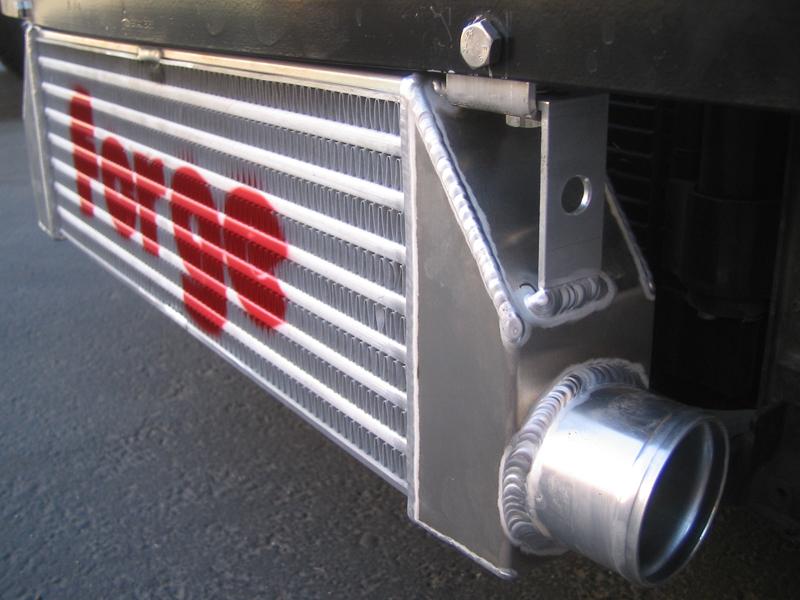 Forge Twin Intercooler Kit Audi A3 2.0L FSIT 06-12 - FMINTA3FS