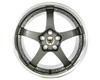 Image of Forgestar F05 Wheel 19x10.0 4x100 Gunmetal