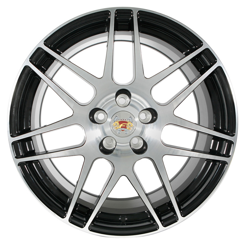 Forgestar F14 Wheel 19x10.0 5x100 Machined Black Two Tone