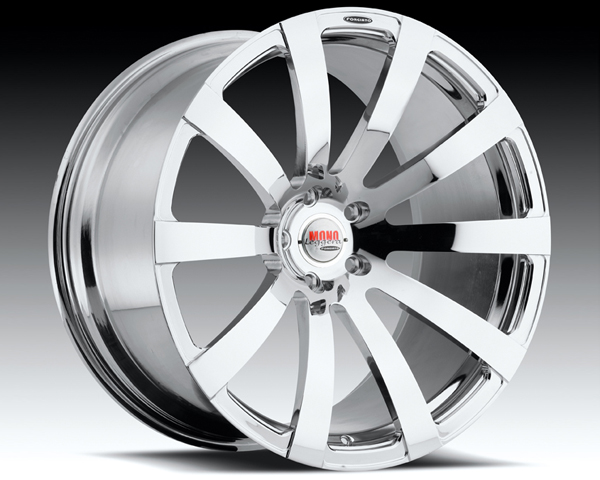 Forgiato Monoleggera Concavo-M Wheels 22x9.0 - FOR-CONM2290