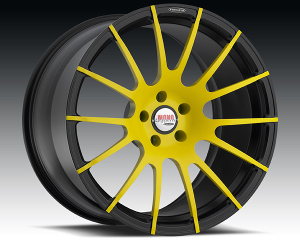Forgiato Monoleggera Titanio Wheels 19x8.5 - FOR-TITA1985