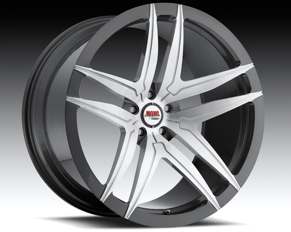 Forgiato Monoleggera Vizzo-M Wheels 21x9.0 - FOR-VIZM2190