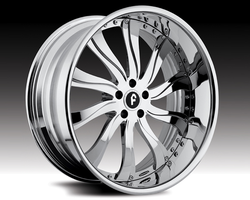 Forgiato Inferno 20x9.5 5x100 - FRG-INF-2095-5100