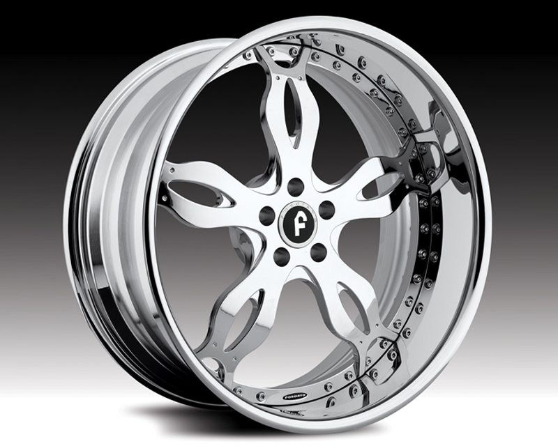 Forgiato Stili 21x9.5 5x114.3.3 - FRG-STI-2195-5114