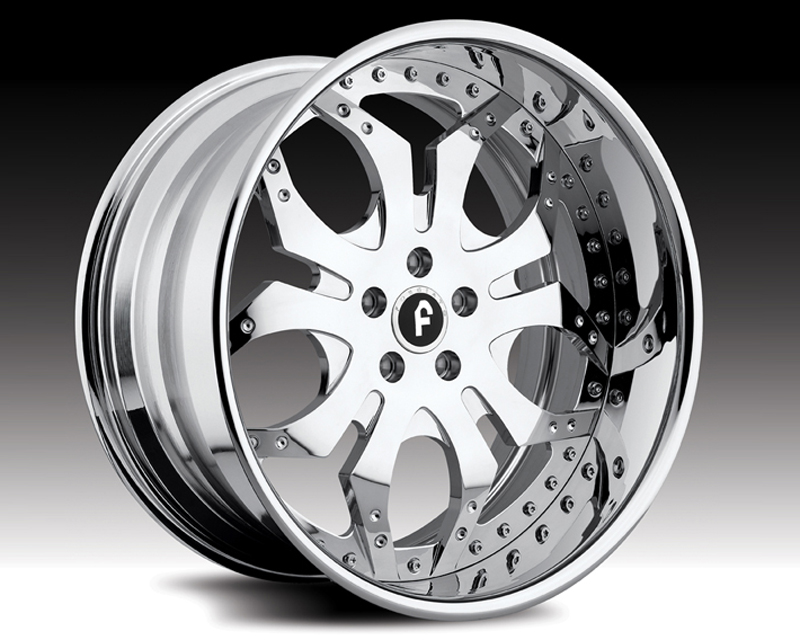 Forgiato Tello 21x9.5 5x100 - FRG-TEL-2195-5100