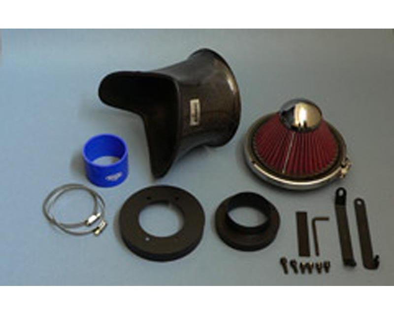 Gruppe M Ram Air Intake System Audi RS6 V8 Twin Turbo 03- - FRI-0184