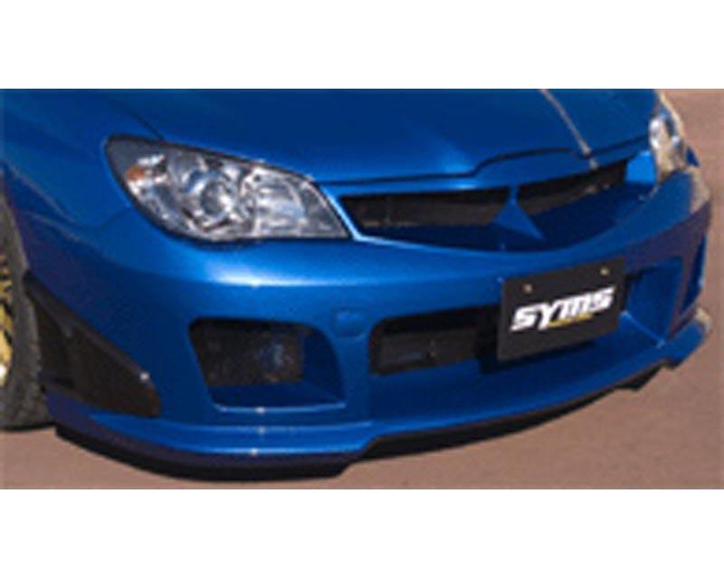 Syms Racing Team Front Bumper Subaru STI and WRX 05-06 - Y30044S001