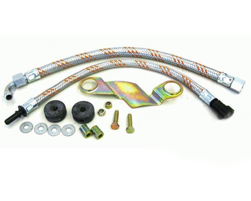 FVD Fuel Filter Relocation Kit Porsche 996TT GT2 01-05 - FVD-9.96 618 02
