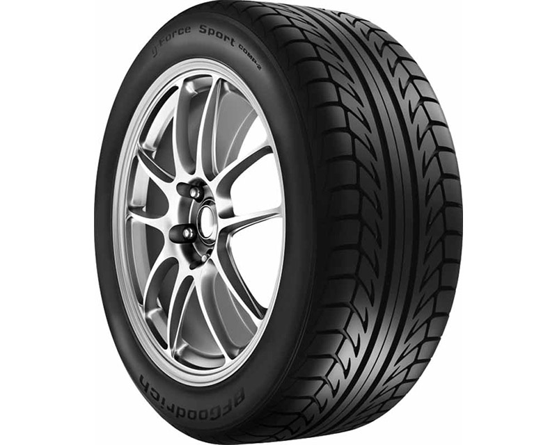 BF Goodrich G-Force Sport Comp 2 215/50ZR17/XL 95W Tire - 09894