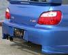 Image of Liberal Fiberglass Rear Bumper Subaru WRXSTI