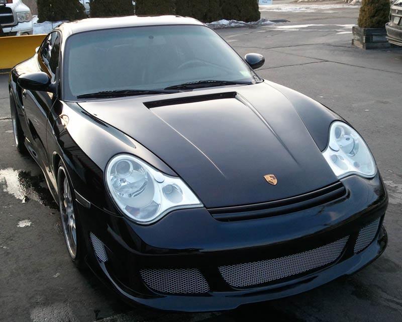 Precision Porsche Gemballa Style Front Bumper Porsche 996 C2 incl Turbo 01-05 - PP-996-C2-TT-GEMFB
