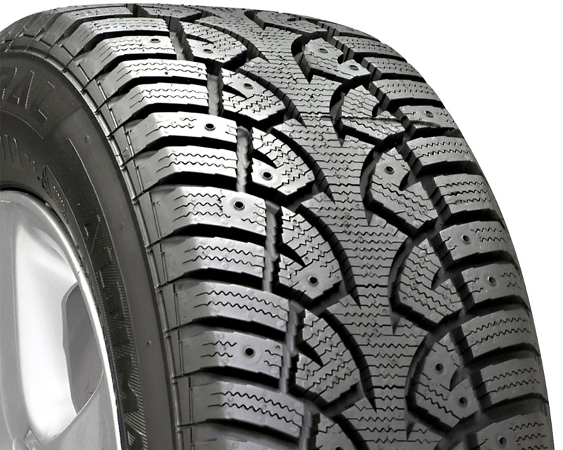 General Altimax Artic Tires 265/70/17 121Q BSW
