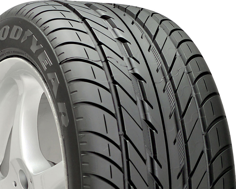 Image of Goodyear Eagle F1 Gs Tires 2454517 89Z B