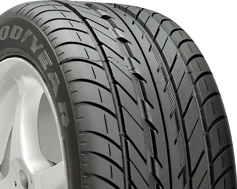 Goodyear Eagle F1 Gs Tires 245/45/17 89Z B