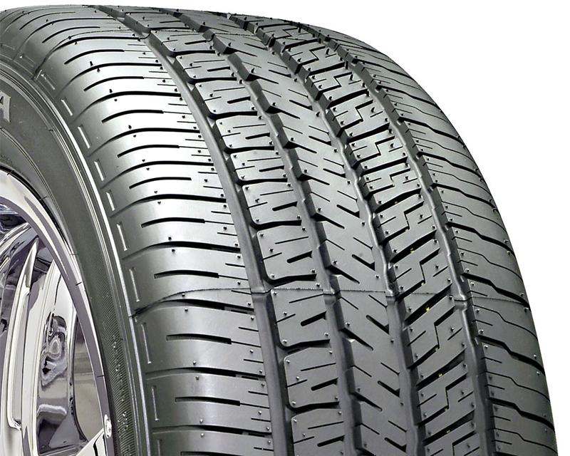 Image of Goodyear Eagle RS-A Tires 2254518 91V Vsb