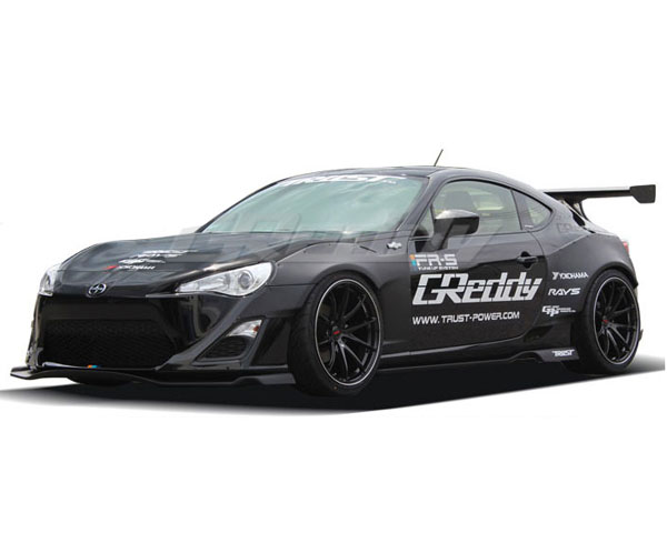 GReddy X Rocket Bunny Wide Body Aero Kit without Wing Scion FR-S 2013+ - 17010223