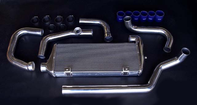 HKS Type 2 Front Mount Intercooler & Piping Kit Mitsubishi EVO X 08-12 - 13001-AM006