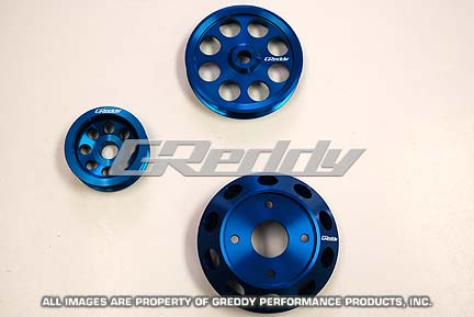 Greddy Pulley Kit Nissan 240SX S14 SR20DET 95-98