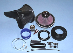 Gruppe M Ram Air Intake System BMW E36 Z3 M Roadster Coupe 96-02 - FRI-0113