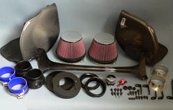 Gruppe M Ram Air Intake System BMW E60 E61 M5 04-10 - FRI-0311
