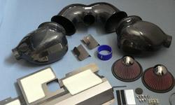 Gruppe M Ram Air Intake System Ferrari F355 M5.2 96-99 - FRI-0154