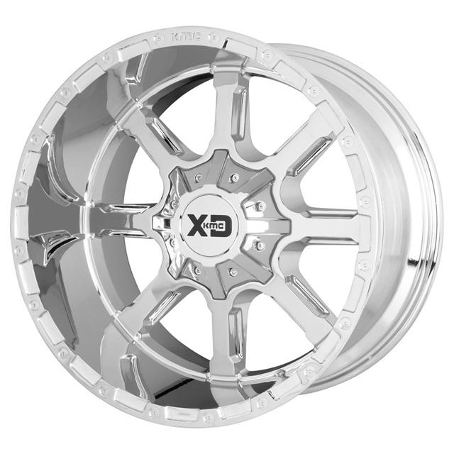 XD Series Mammoth Chrome 20x12 8x180.00 -44 - XD83821288244N
