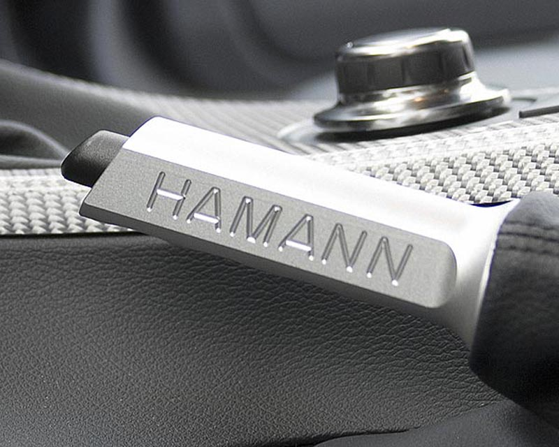 Hamann Hand-Brake Lever BMW 5 Series 03-10