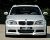 Image of Hartge Front Lip Spoiler BMW 1 Series E82 E88 08-11